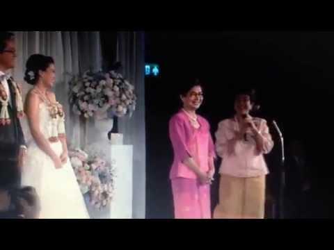 อวยพรงานแต่งงานสไตล์โดราเอม่อน โนบิตะ
