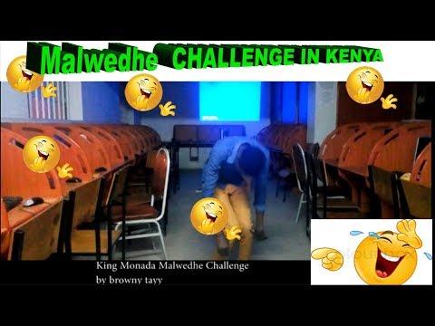King Monada Malwedhe dance CHALLENGE IN KENYA hahahahahaahah