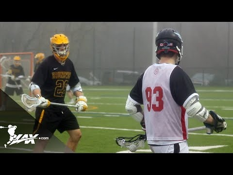 The Hill Academy (ONT)  vs The Brunswick School (CT) | 2018 High School Highlights