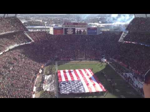 Steelers Vs. Broncos 2012