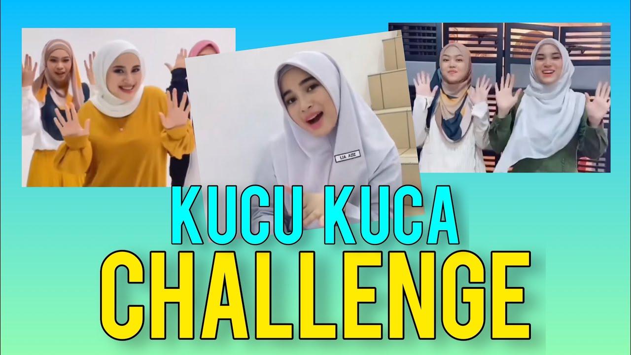 Lia Aziz, Aidilia, Sheryl Shazwanie, Erin Ctj, Ai Wahida, (Kucu Kuca Challenge)