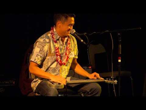 Jeff Au Hoy - 2014 Fort Collins HSGA Hawaiian Music Festival.