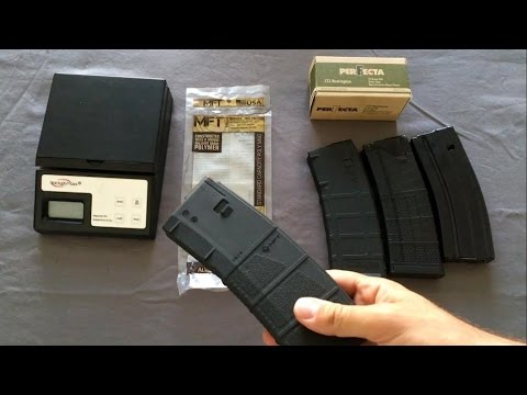 PMAG KILLER?? Mission First Tactical AR Polymer Magazine Review And Range Test