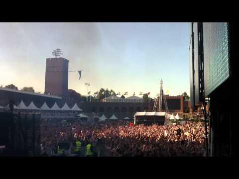 Alesso Summerburst Stockholm 2012 (Calling - Lose My Mind)