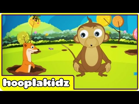 Pop Goes the Weasel | Nursery Rhymes for Children by Hooplakidz