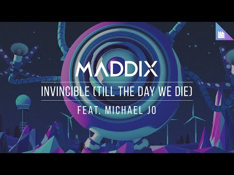 Download lagu baru Maddix feat. Michael Jo - Invincible (Till The Day We Die) Mp3