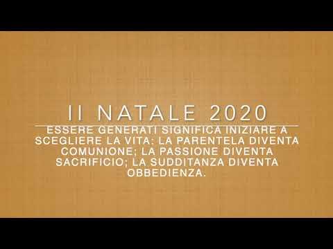 II NATALE 2020