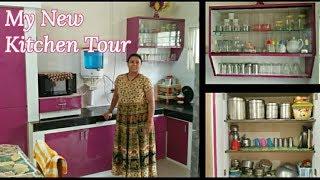 My New Kitchen Tour | Kitchen Tour and Organization