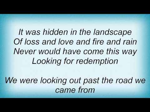 Jars Of Clay - Redemption Lyrics