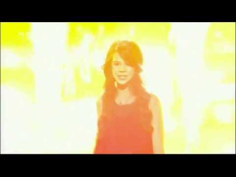 Marina Dalmas - Set Fire To The Rain (Adele) - Final Europe's Got Talent [HD]