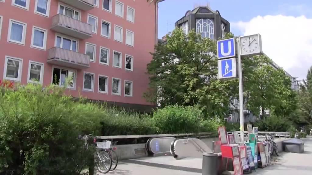 Bayerische Hausbau Pojekt Nymphenburger Straße 124 in