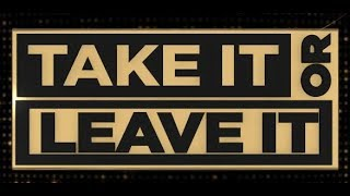 Take It Or Leave It | Jared Wade Entertainment Game Shows