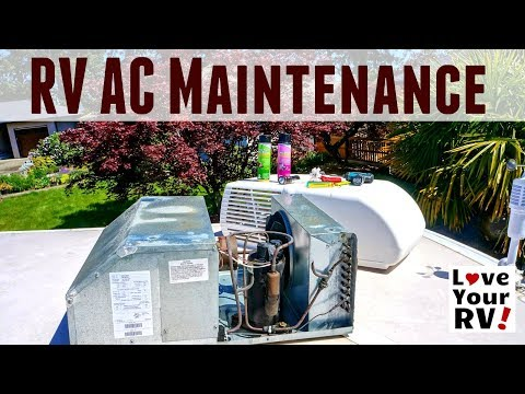 RV Air Conditioner Maintenance