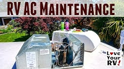 RV Air Conditioner Maintenance