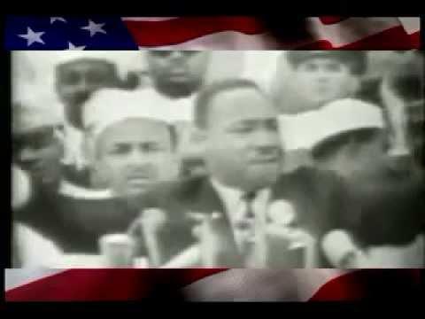 (The Dream) Martin Luther King & Barack Obama