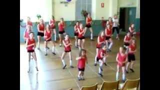 Hobart Highland Dancers Highland Fling Gangnam Style