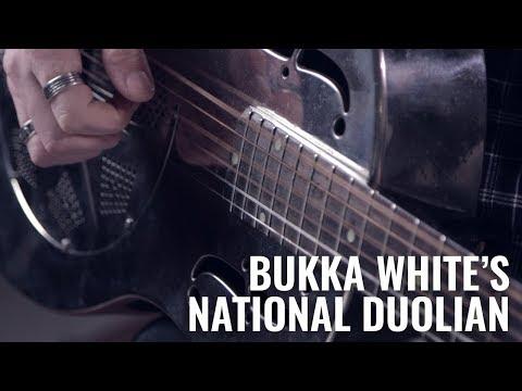 Booker 'Bukka' White's 1933 National Duolian Resonator | Guitar.com