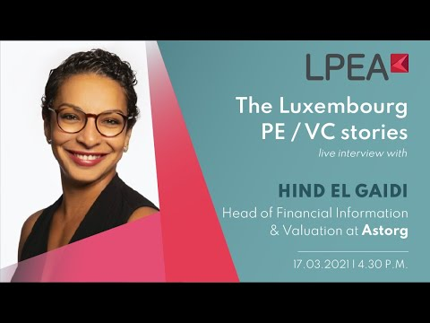 The Luxembourg PE/VC stories with Hind El Gaidi