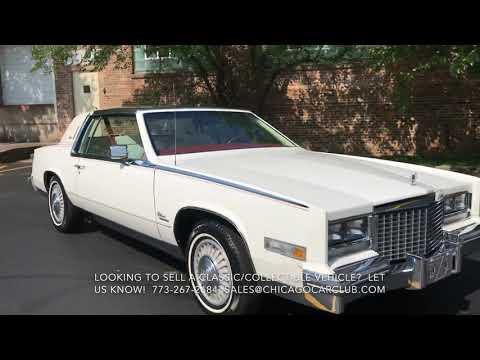 [SOLD]  1979 Cadillac Eldorado Biarritz For Sale