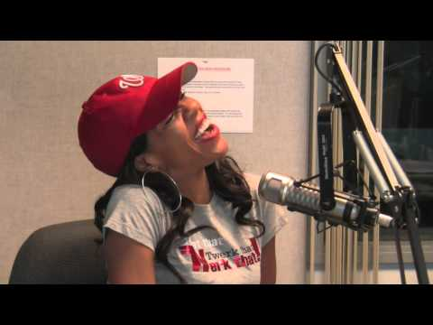 Wendy Raquel Robinson joined me in the studio