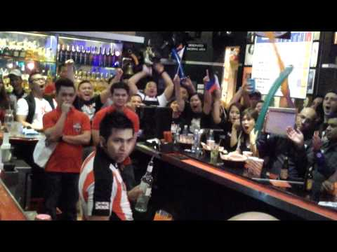 TGIFridays Asia-Pacific Bartender Championship (Manila bet)