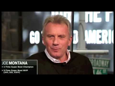 Joe Montana talks truth about Brady playing in a watered down football league