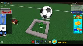 ROBLOX/How to Task SOCCER-Build A Boat For Treasure