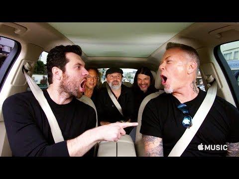 Carpool Karaoke: The Series — Billy Eichner and Metallica — Apple Music