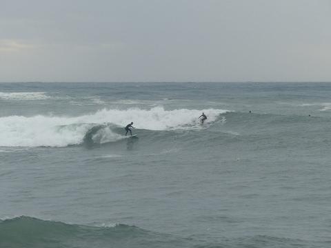 Surf Lib Tech Puddle Jumper in mediterranean point break ( go pro)