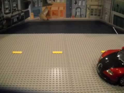 lego bugatti veyron vs pagani zonda youtube. Black Bedroom Furniture Sets. Home Design Ideas
