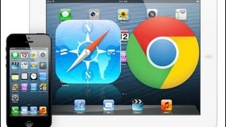 safari vs Google Chrome : iOS Browser Comparison