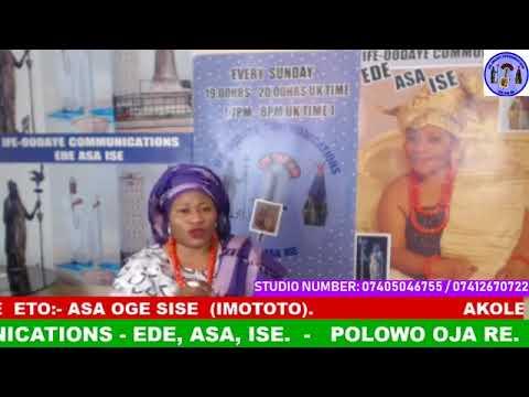 Download ASA OGE SISE IMOTOTO