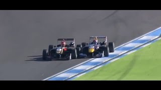 Max Verstappen fights with Esteban Ocon!