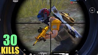 They tried to RUSH me & This happened | PUBG MOBILE