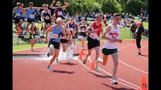 NZSS TF 2018 Senior Boys 2000m Steeplechase Final