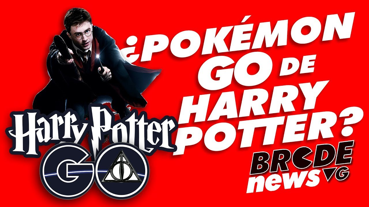 ¿Pokémon GO de HARRY POTTER?