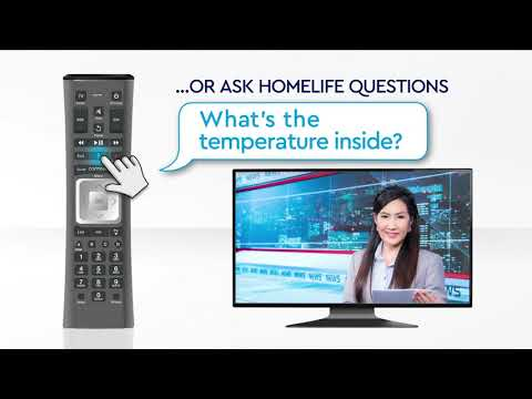 How To Control Cox Homelife With Your Contour Voice Remote