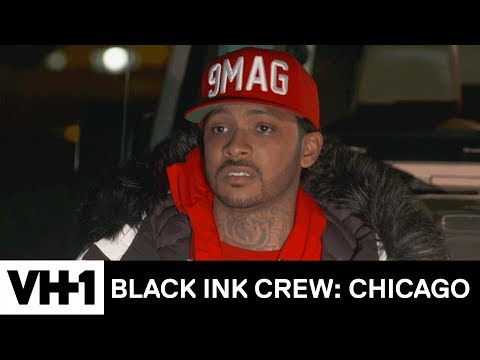 Van Confronts Ryan About 9Mag   Black Ink Crew: Chicago