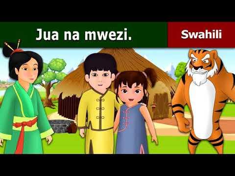 Download JUA NA MWEZI -- HADITHI ZA KISWAHILI – FAIRY TALES
