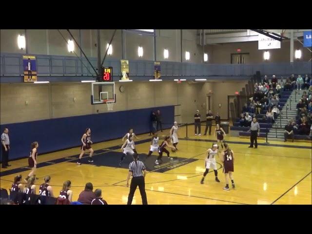 Game Highlights Girls' Varsity: Greenville 49 vs Mekeel Christian 51 (F)