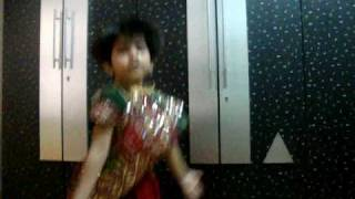 Tanishka Dance Kombdi Palali Song