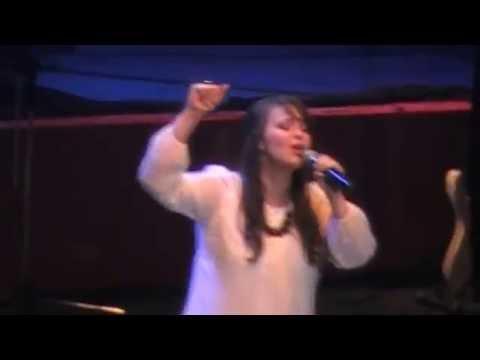 Christine D'Clario a Dios sea la gloria Córdoba congreso