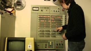 IBM 360 emulator counting up