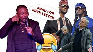 BUCHI TELLS MOURINHO TO ASK FOR SACK LETTER ALSO ATTACK P - SQUARE