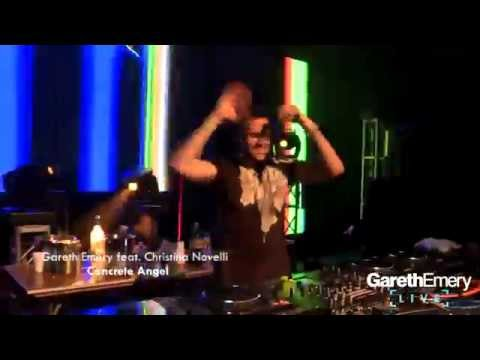 Gareth Emery feat. Christina Novelli – Concrete Angel - LIVE