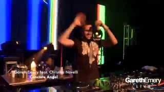 Gareth Emery feat. Christina Novelli – Concrete Angel - LIVE