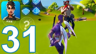 Fortnite Chapter 2 - Gameplay Walkthrough Part 31 - Solo Win (iOS)