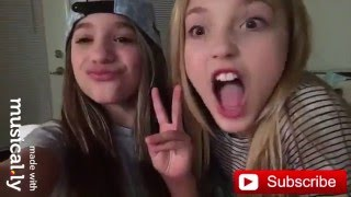 The Best Mackenzie Ziegler musical.ly Compilation Video | All Mackenzie Ziegler