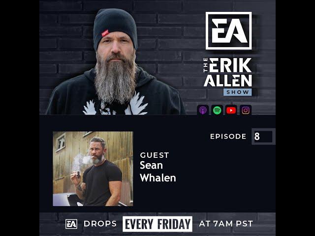 BeardedBiz Show - Ep. - 8 - Sean Whalen - Father, Author, Entrepreneur, and CEO of Lions Not Sheep