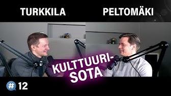 #puheenaihe 12 - Mitä on kulttuurisota? (Tuomas Peltomäki & Matias Turkkila)